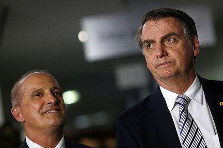 Onyx será afastado se houver 'denúncia robusta', diz Bolsonaro