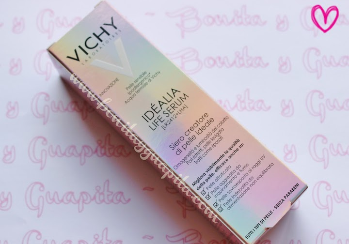 idealia life serum vichy
