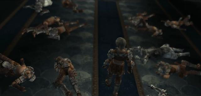 Opening Scene Final Fantasy XII