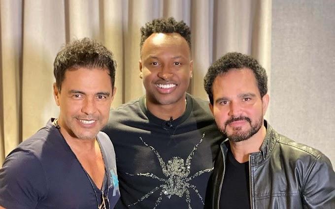 Thiaguinho participa de projeto da dupla Zezé Di Camargo e Luciano