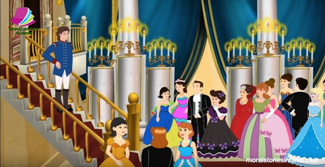 Cinderella In Hindi | सिंड्रेला फेयरी टेल्स - Hindi Kahaniya For Children