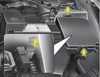 Cars & Fuses: Hyundai Elantra MD 2010-2014 - Fuses