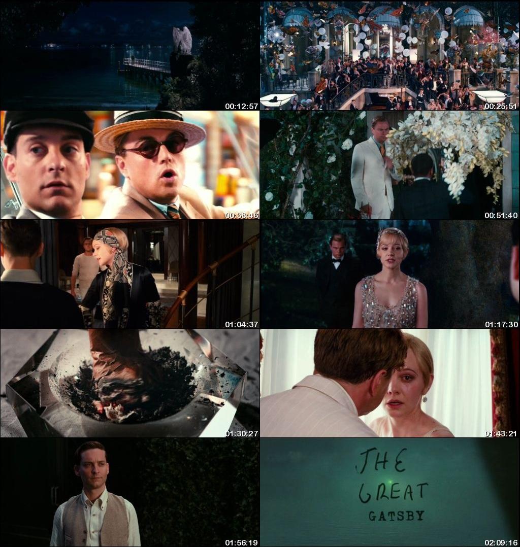 Watch Online Free The Great Gatsby (2013) Hindi Dual Audio 480p 720p Bluray