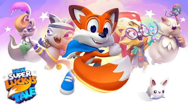 New Super Lucky's Tale out now for PlayStation 4 and Xbox One