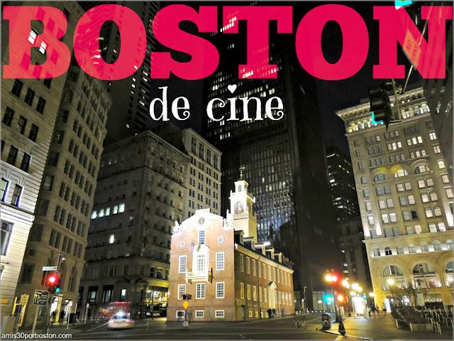 Películas filmadas o Ambientadas en Massachusetts