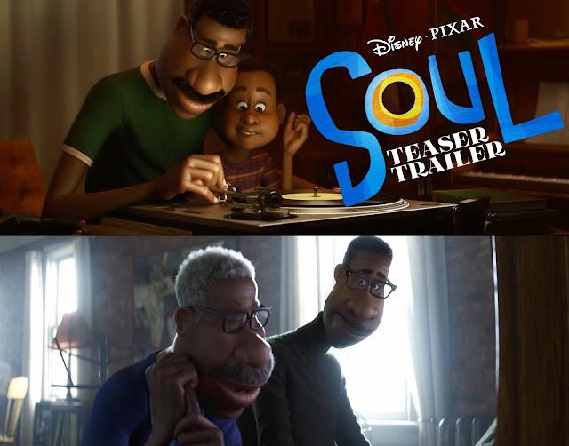 Pixar Soul Teaser Trailer