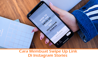 Cara Membuat Swipe Up Link Di Instagram Stories (Termudah.com)