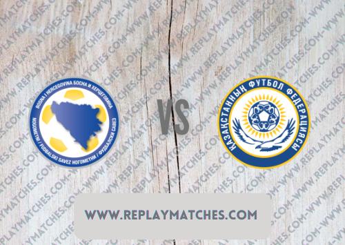 Bosnia-Herzegovina vs Kazakhstan -Highlights 07 September 2021