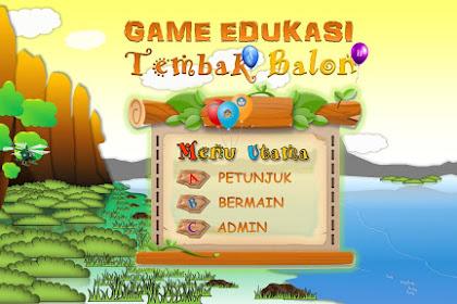 Game Edukasi Balon Udara Versi 1