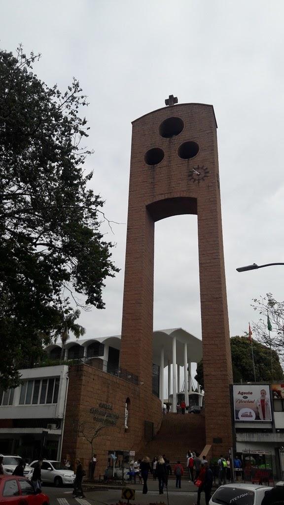 Catedral de São Paulo Apóstolo em Blumenau