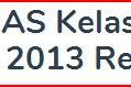 Download Kisi-kisi Soal UAS Kelas 1 Semester 1 Kurikulum 2013 Revisi 2018
