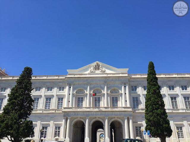 Palacio da Ajuda Lisboa