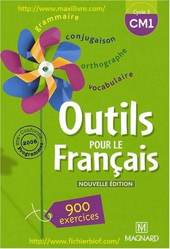 Outils pour le Français CM1