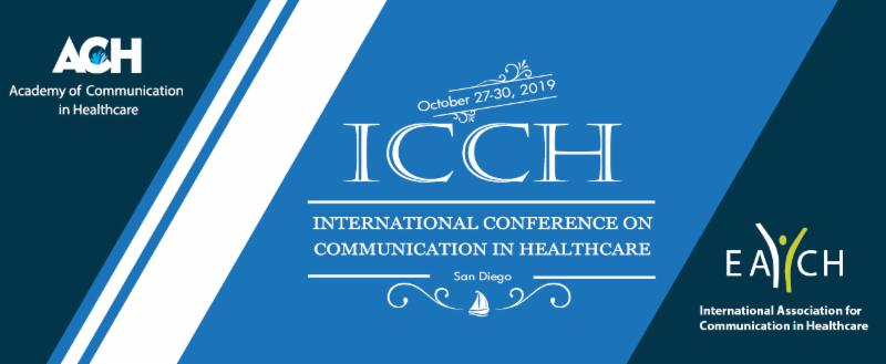 17th International Conference on Communication in Healthcare 2019