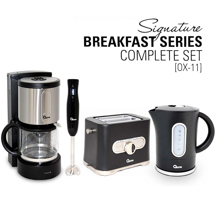 OX-11 Oxone Breakfast Set Signature Series