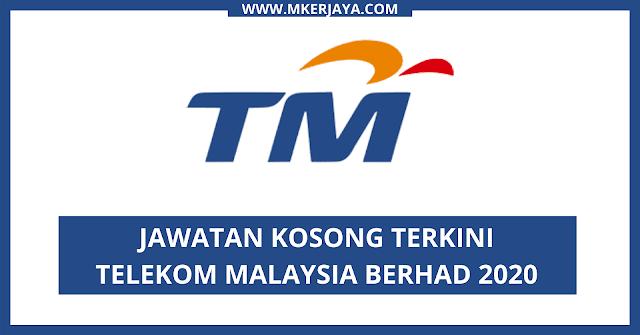 Jawatan Kosong Terkini Telekom Malaysia Berhad 2020 Malaysia Kerjaya