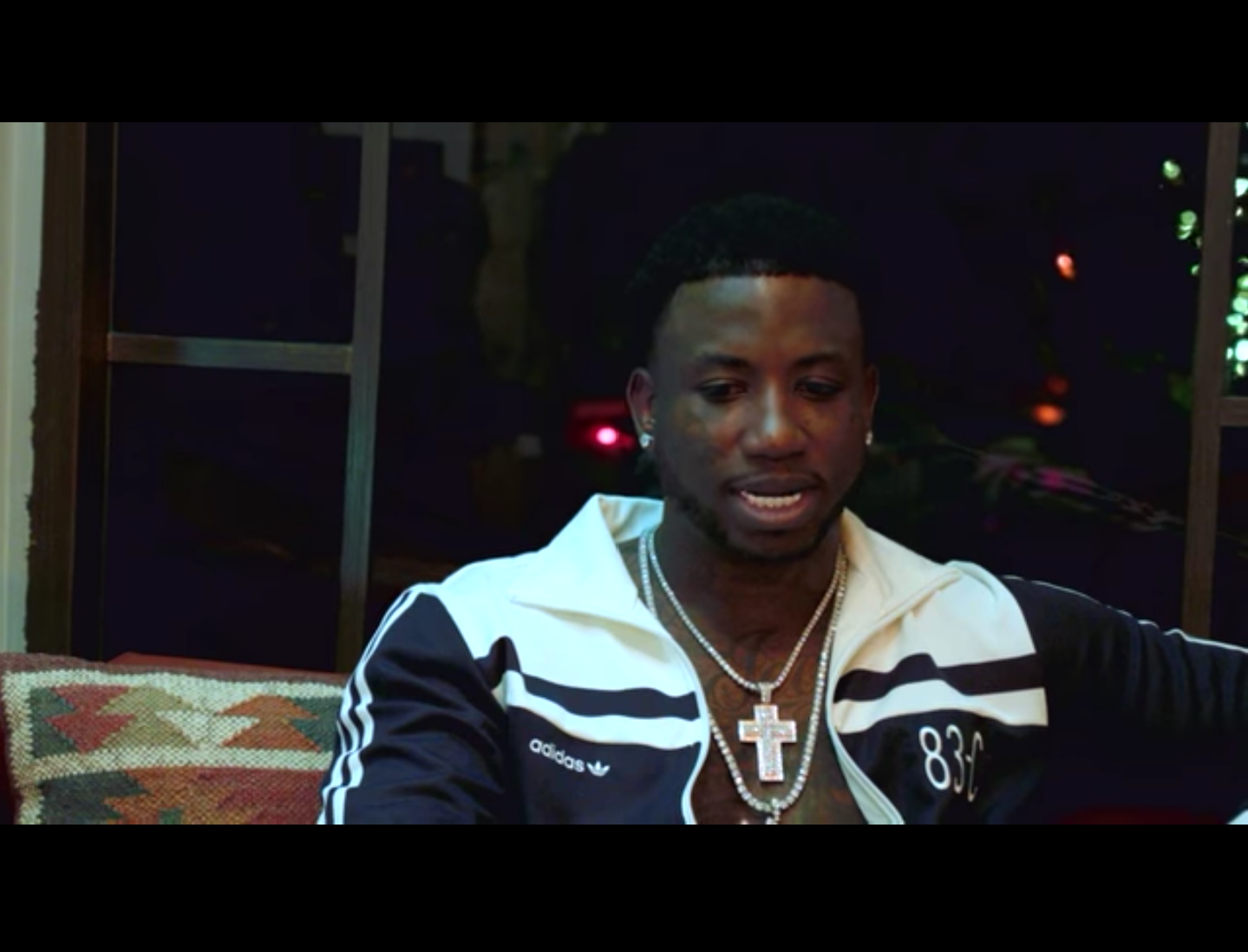 yes julz catches up with gucci mane at art basel for a rare interview to discuss making music his upcoming christmas album st brick and how past - Gucci Mane Christmas