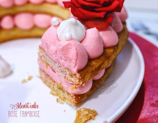 number cake saint valentin