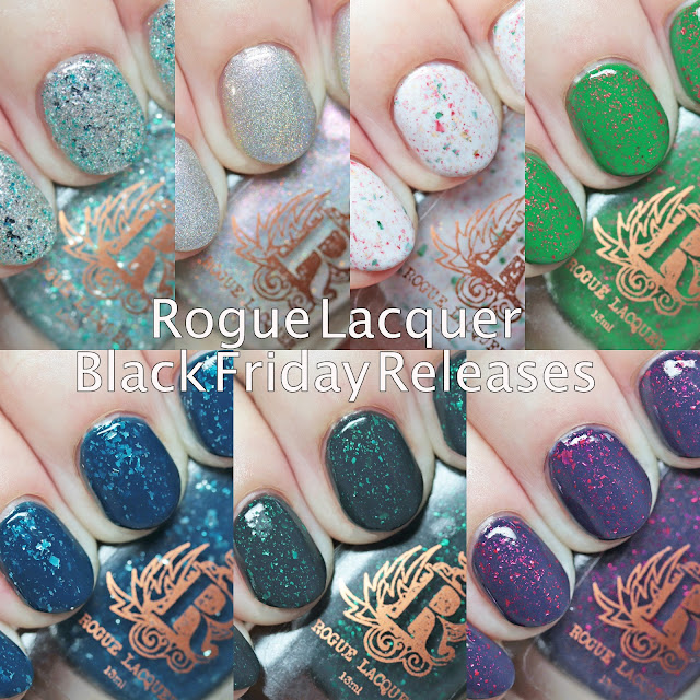 Rogue Lacquer Black Friday Releases