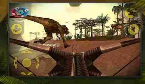 Game Dinosaurus