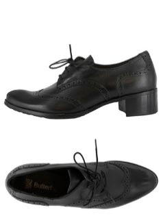 zapatos negro Ipova