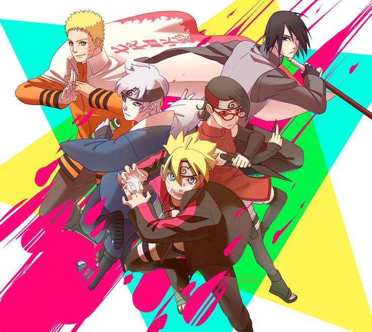 Naruto - Boruto OVA and Spesial Subtitle Indonesia
