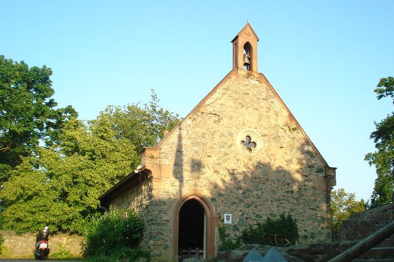 Frankenstein Castle Chapel
