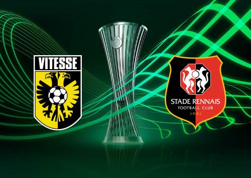 Vitesse vs Rennes Highlights 30 September 2021