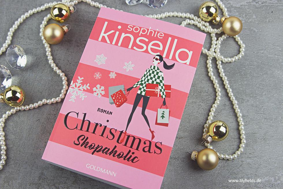 Buchvorstellung - Christmas Shopaholic von Sophie Kinsella