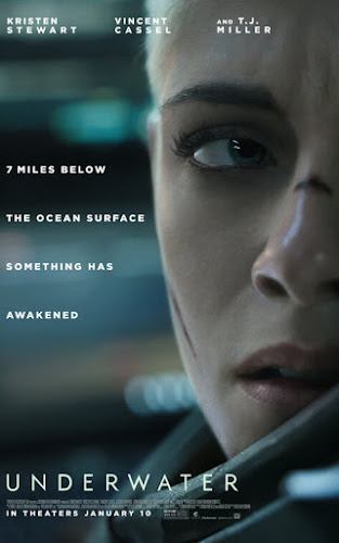 Underwater (BRRip 1080p Dual Latino / Ingles) (2020)