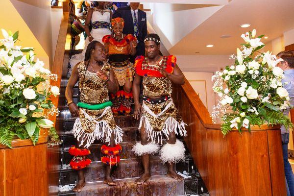 African Dancers For Weddings
