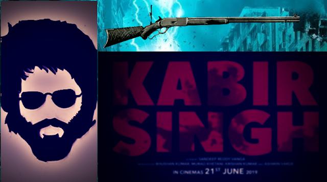 Kabir Singh Movie review, Shahid Kappor II Kiara Advani II Arjun Reddy II Adhitya Varma.