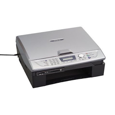 CN multifunction device amongst fax constituent Brother MFC-410CN Driver Downloads