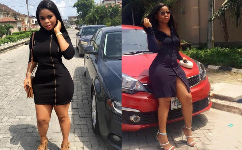 Uju Stella, girl who alleged Burna Boy impregnated her isn't preggies afterall
