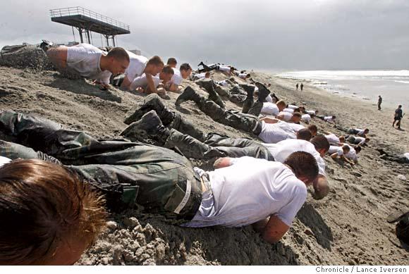 Navy SEAL Training BUDS Photos 1st Phase | Froglogic David