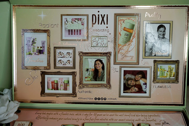 20 YEARS OF GLOW COLLECTION- EXCLUSIVE PIXI BEAUTY REVIEW