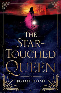 The Star-Touched Queen book cover