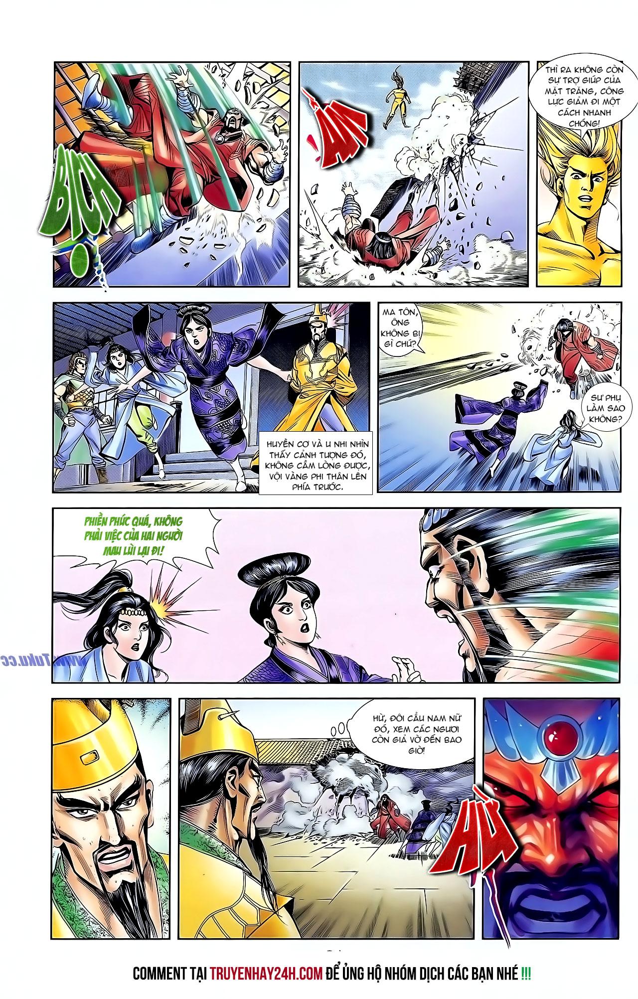 Cơ Phát Khai Chu Bản chapter 125 trang 24