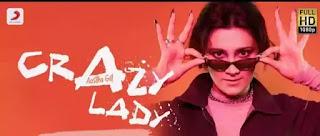 Crazy Lady Lyrics - Aastha Gill | Hot Dance Video