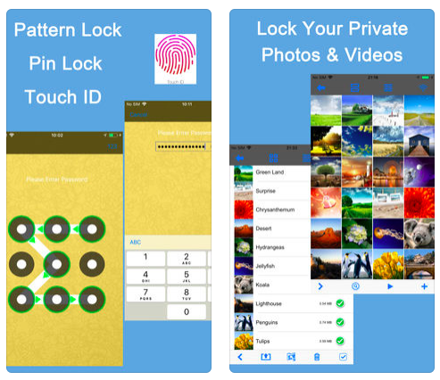 Top 8 Secret apps to hide private pictures on your phone