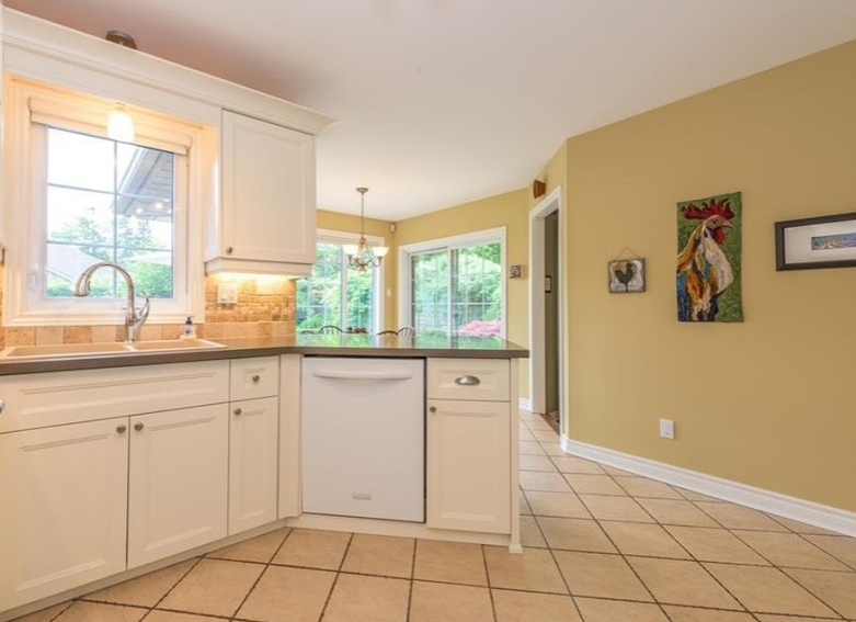 Carriage Hill Project Reveal - kitchen