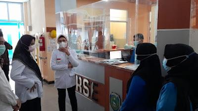 Bupati Nina Temukan Prokes Tak Jelas di RSUD Indramayu