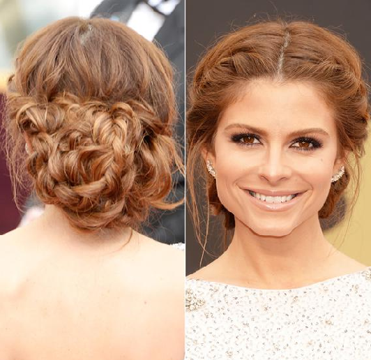 Admirable Fall Updo Hairstyle Ideas Easy Hairstyles To Wear This Fall Schematic Wiring Diagrams Phreekkolirunnerswayorg