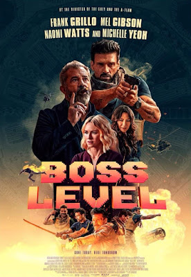 Boss Level (2020) [English 5.1ch] 720p | 480p WEB HDRip x264 750Mb | 300Mb