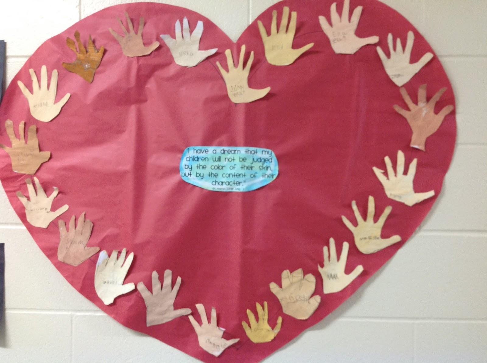 Howywood Kindergarten Five Fun Faves In Honor Of Martin
