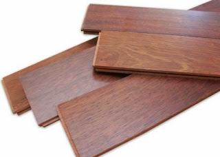 harga lantai parket kayu Merbau ukuran