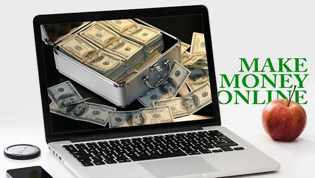 4 Strategi Cara Mencari Uang dari Internet