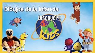 Dibujos antiguos de Discovery Kids