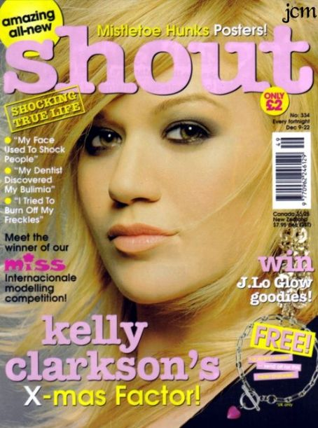 Kelly Clarkson Hairstyle Trends Kelly Clarkson Magazine Cover Pictures