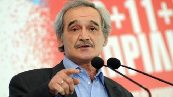 Διήμερη περιοδεία του υποψήφιου ευρωβουλευτή Νίκου Χουντή σε Καρδίτσα και Τρίκαλα